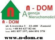 Agencja nieruchomości N-DOM Nawrocki