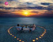 AJ Event & Wedding Planner- Romantyczna Kolacja na plaży
