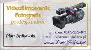 Aktywny Piotr Na Ślub - Fotografia i Wideofilmowanie