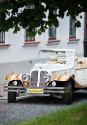 Alfa Romeo 1930r. - Do ślubu... w stylu retro
