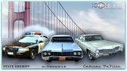 Amerykańskie Auta, Cadillac, Radiowóz USA, Oldsmobile