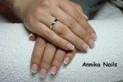 Annika Nails - profesjonalna stylizacja paznokci..:)