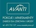 Apartamenty dla dwojga AVANTI w Krynicy