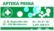 Apteka Prima Monika Oleszek