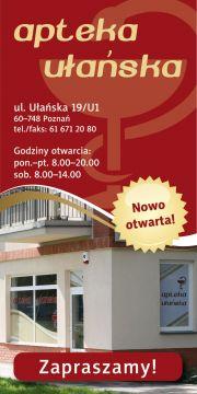 Apteka Ułańska, Poznań