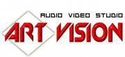 """""""ART VISION"""" Audio Video Studio"""