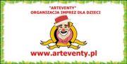 """""""ARTEVENTY"""" Organizacja Eventów, imprez dla dzieci, Pikniów"""