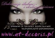 AT-Decoris dekoracje ślubne i okolicznościowe