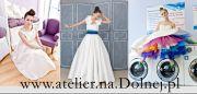 atelier mody ślubnej  vie de chateau