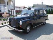 Austin London taxi -blacka cab- Angielska taksówka