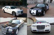 Auta do ślubu - Chrysler 300C