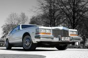 Auto do ślubu Cadillac Seville !