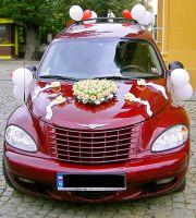 Auto do ślubu Chrysler PT Cruiser