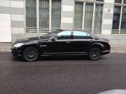 Auto do ślubu - czarny Mercedes S63 AMG Black Bison - 575 KM