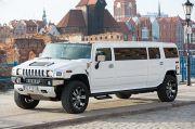 Auto do ślubu - limuzyny HUMMER H2 Trójmiasto Gdańsk Sopot Gdynia