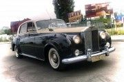Auto do ślubu - Rolls-Royce Silver Cloud I z 1963 roku