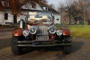 Auto kabriolet zabytkowy retro na ślub kraków małopolska
