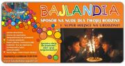 Bajlandia - sala zabaw dla dzieci