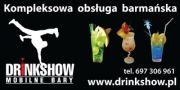 Barman , Barman Łódź , www.drinkshow.pl , Drinkshow