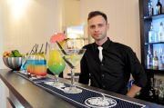 BARMAN, WESELE, DRINK-BAR, BARMANI
