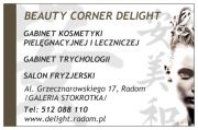 Beauty corner DELIGHT