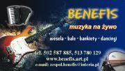 Benefis - wesela, bale, bankiety, plenery
