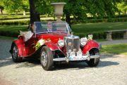 BENETE - wynajem pojazdów do ślubu