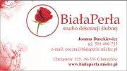 Biała Perła -Studio dekoracji ślubnej