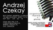 Big Event - imprezy polskie i angielsko polskie