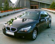 BMW 5 e60 Do Ślubu Śląsk