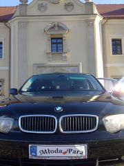 BMW 745 DO SLUBU I INNA IMPREZE