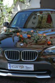 BMW X1 WYNAJEM ŚLUB WESELE ŚLĄSK