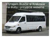 Busy Kraków M bus - wynajem busów Kraków
