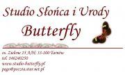 Butterfly  Studio Słońca i Urody - FHU PAGO