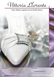 Buty ślubne Vittoria Llorente
