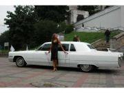 Cadillac Fleetwood limo 66