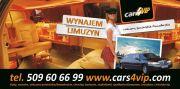 cars4VIP.com - Wynajem Limuzyn