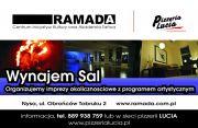 """Centrum Inicjatyw Kulturalnych """"Ramada""""- Nysa"""