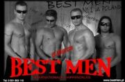 CHIPPENDALES in POLAND- Best Men' Group