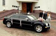 CHRYSLER 300C do ślubu i na wesele