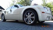Chrysler 300c - limuzyna na Twoje wesele, ślub