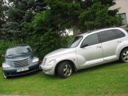 Chrysler PT Cruiser- do ślubu, jeden 350/dzień, drugi 250/dzień,60/godz.