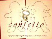 CONFETTO oprawa muzyczna ślubu
