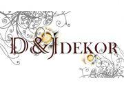 D & J DEKOR dekoracje ślubne i okolicznościowe