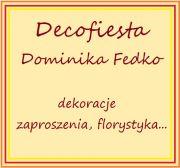 Decofiesta - dekoracje, zaproszenia, florystyka