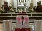 Dekoracja Kościoła Na ślub Baza Firm Dekoracje ślubne Sosnowiec