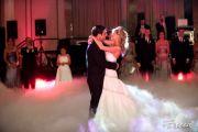 Dekoracja światłem sal weselnych, bankietowych