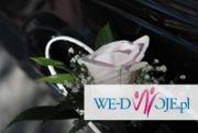 Dekoracje samochodu do ślubu Katowice - Decor Inspiration