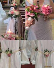 Dekoracje ślubne...