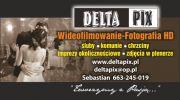 DELTAPIX WIDEOFILMOWANIE FOTOGRAFIA ŚLUBNA